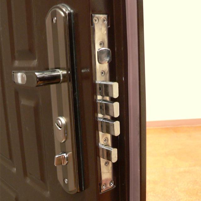 Надежные входные двери