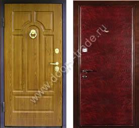 Разнообразные входные двери