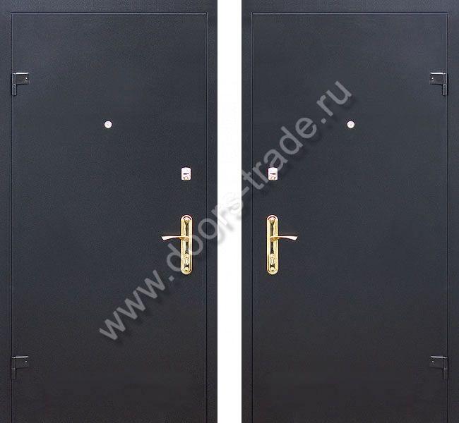 металлические двери собственного производства в волоколамске